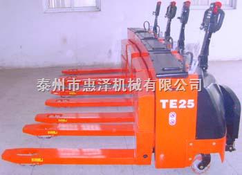 全电动搬运车有CE蓄电池电动搬运车