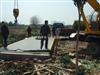 上海产50吨汽车衡接线盒,60吨汽车衡传感器